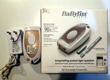 جهاز ازالة الشعر babyliss
