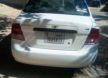 Daewoo Kalos 2002 For sale - White color