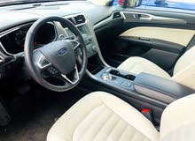 Used Ford Fusion 2017