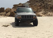 Automatic Grey Jeep 2000 for sale