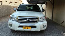 Toyota Land Cruiser 2008 For sale - White color