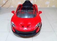 سيارة للبيع للاطفال جيدة مستعملة مدة قصيرة