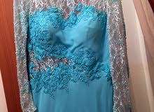 فستان سحابي طويل للبيع