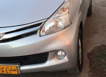 Silver Toyota Avanza 2014 for sale