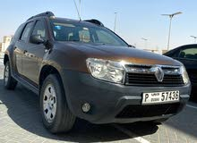 RENAULT DUSTER 2015 LOW MILEAGE, LADY DRIVE, GCC SPECS, VERY GOOD CONDITION