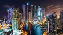 فنـدق فخـم 5 نجــوم في دبي مارينـا  للبيــع
