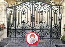 تصميم وتركيب أبواب حماية داخلية وخارجية - خبرة 25 سنة