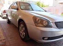 للبيع كيا اوبتيما موديل 2008 مسجل مبيم لي شهر 11/21 ممشى 114km