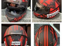 Studds Dual Visor Helmet ( New )