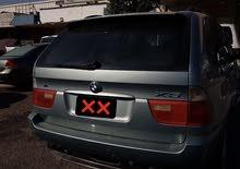 بي ام X5 , 8 سلندر