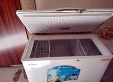 Used fridge like new if there is anything in it.  Used freezer works very well