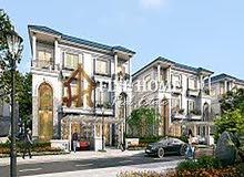 مجمع فيلتين سكني مفروش  3 طوابق  14 شقة