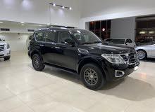 Nissan Patrol LE 2016 (Black)