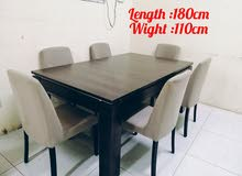 for sale dining table. negotiable price
