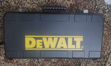empty dewalt hilti box for sale its new can be used as good tool box can be lock