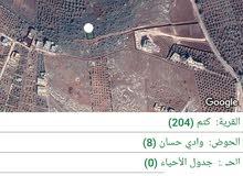 للبيع  اراضي  كتم  حوض  وادي  حسان  مساحة  الارض  635  متر مربع على  شارع  16  م
