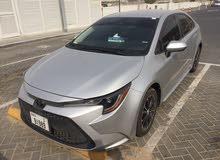 Corolla 2020 US imported