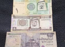 مجموعة من الاوراق النقدية