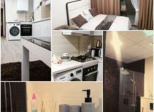 ستوديو.للايجار سنوي furnished studio for rent +Gift*JVC
