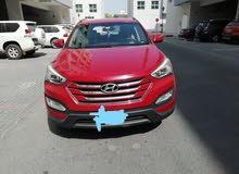 Hyundai Santafe 2013 - single owner- 110000km