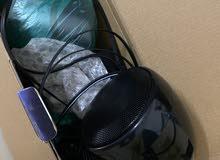 سماعات سبيكر عدد 2 ضد الماء 600 واط بلوتوث جديد مستخدم مرة واحدة