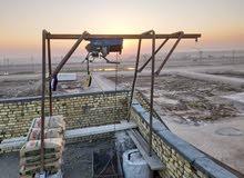 تصعيد مواد البناء بالونج