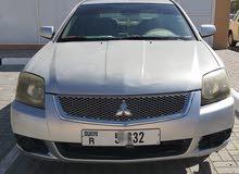 Mitsubishi Galant 2010  GCC  Family used  clean car