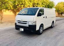 Toyota Hiace 2018 Cargo Van