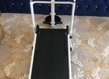 جهاز تمارين السير الميكانيكي خاص بأجهزة اللياقة البدنية