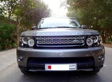 Range Rover-sport super charge