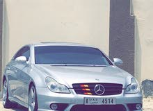 CLS 55 supercharge AMG