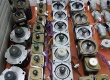 Stepper motor ستيبار موتور بحالة ممتازة 35 موتور
