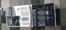 كاشير  ماركة شارب الأصلي مستعمل  للبيع