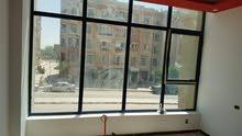 عيادة او مكتب للايجار بمول طبي ادارى باكتوبر الحى 11