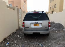 Ford Explorer 2010 For sale - Silver color