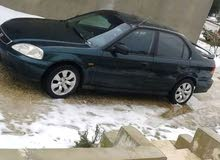 Gasoline Fuel/Power car for rent - Honda Civic 2000