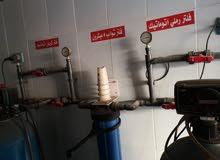 محطة الجدير للمياه الصحيه