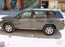 Toyota Highlander 2008 For sale - Black color