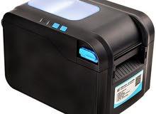 طابعه باركود و ملصقات حراري xprinter370B