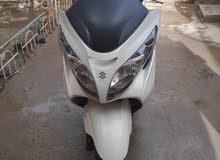 Suzuki motorbike made in 2009 for sale