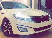 Kia Optima 2015 For sale - White color