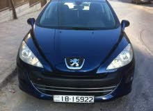 Used Peugeot 308 for sale in Amman