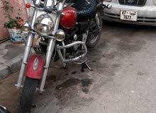 Used Harley Davidson motorbike up for sale in Tripoli