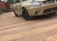 Hyundai Verna in Misrata
