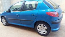 Gasoline Fuel/Power   Peugeot 206 2006