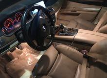 Gasoline Fuel/Power   BMW 740 2009