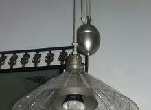 إضاءة لطاولة الطعام قابلة للتعديل الارتفاع