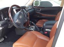 Lexus LX 2014 For sale - White color