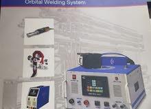 Aluminium Welding system
