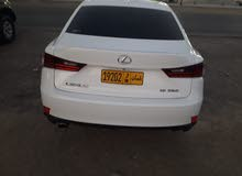 Lexus IS car for sale 2014 in Sohar city